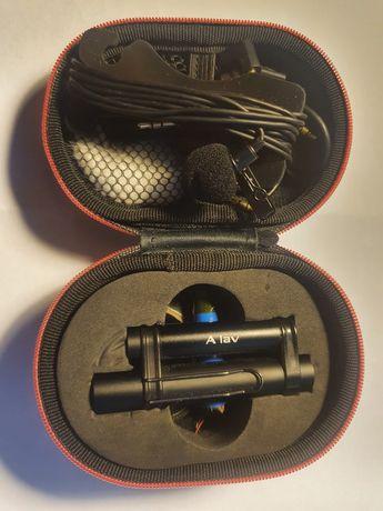 Mikrofon krawatowy pojemnościowy Aputure A.Lav Lavalier Kevlar Aku