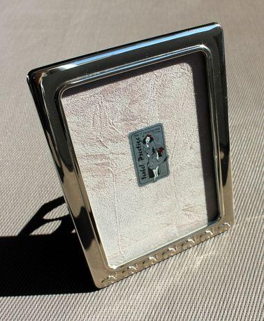 Passe-Partout moldura em prata 925 da Isabel Prestige (NOVA SEM USO)