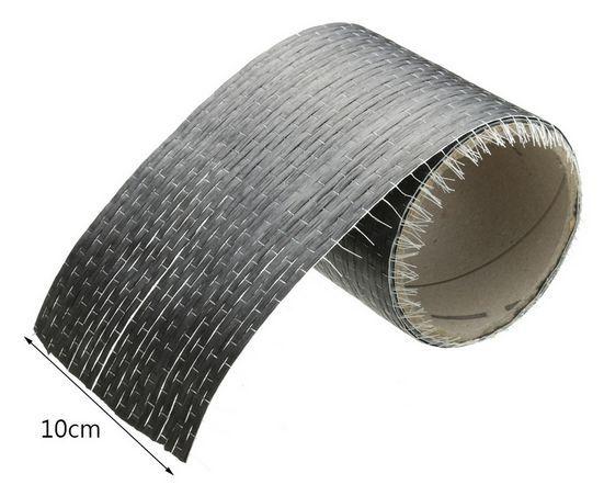 Ткань из углеродного волокна 10х170см