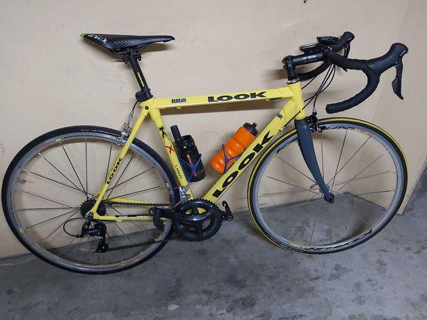 Vendo bike look em carbono
