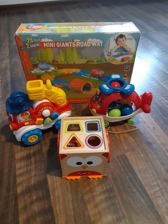 Zabawki v-tech, Clementoni