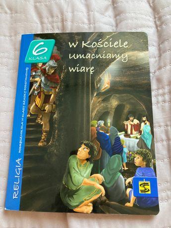 Kl. 6 W kościele umacniamy wiarę- Wyd. św. Stanisława.