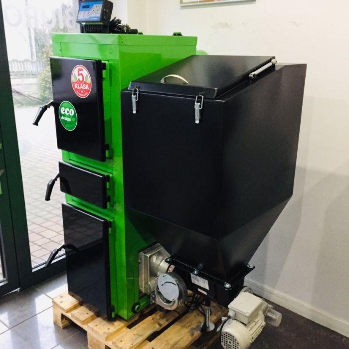 Piec Kocioł Kotły 5 KLASA + Ecodesign 38 KW Producent