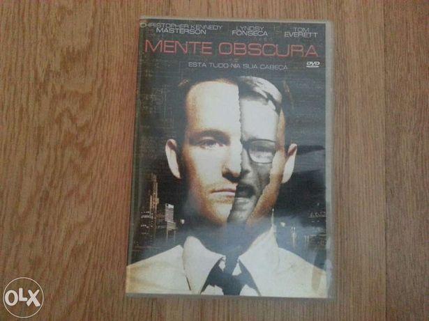 DVD original Mente Obscura