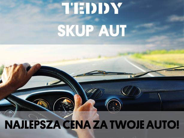 Skup Aut Kępno /Szybka gotówka/Najlepsze Ceny/Całe i uszkodzone