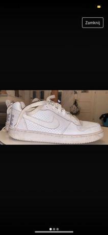 Nike air force 1 biale 36