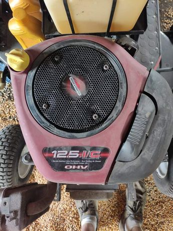 Silnik Briggs & Stratton 12.5 KM traktorek kosiarka