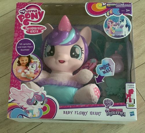 Mała księżniczka Flurry Pony