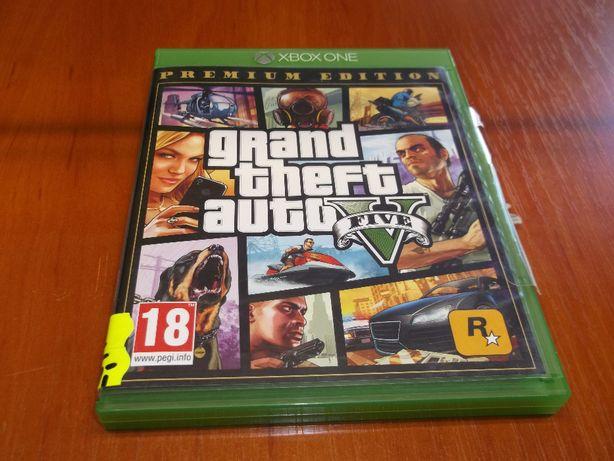 Gra GTA Grand Theft Auto V Xbox One