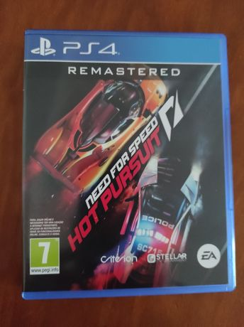 Jogos PS4 Need for Speed Hot Pursuit Remastered