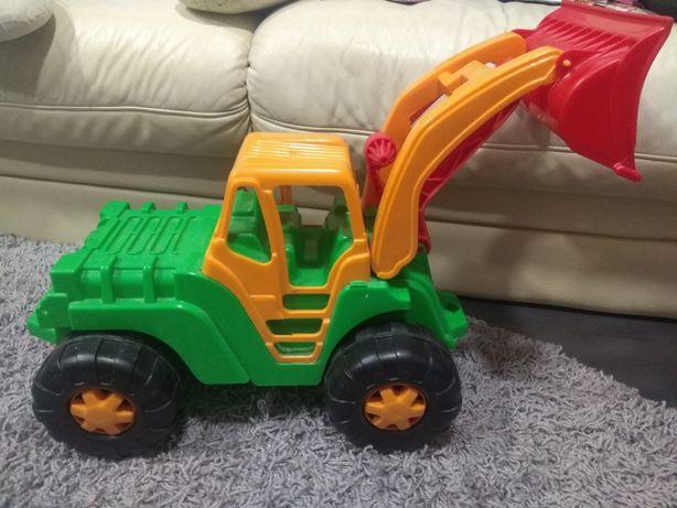 Трактор машина с ковшом Orion