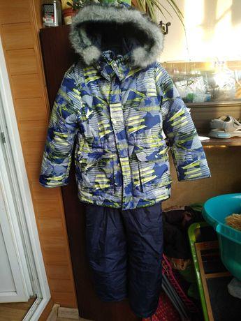 Дитячий зимній комплект на хлопчика