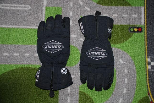 Rękawice narciarskie na dużą dłoń, Ziener Top, L/XL