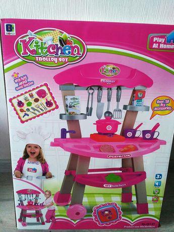 Кухня детская, игрушечная кухня