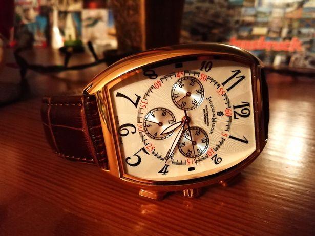 Швейцарские часы оригинал Jacques du Manoir Casanova