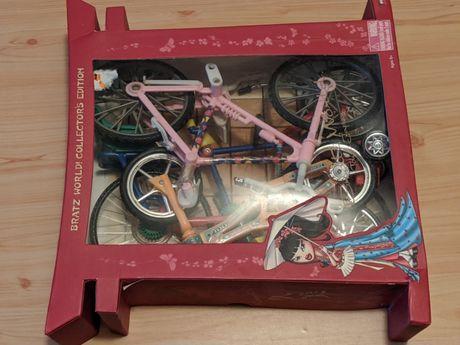 Четыре велосипеда для барби нужен ремонт