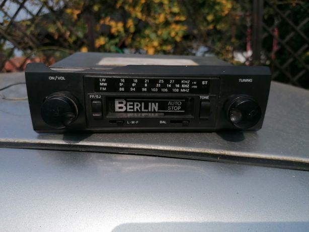 Radio orginalne Berlin sprawne stare