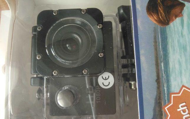 Super-Kamera wodoodporna SPORTS Camp 1080p