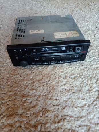 Radio na kasety Philips