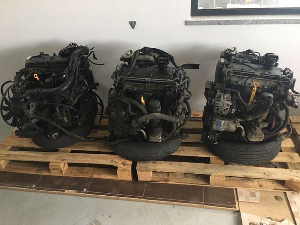 Motores e Caixas 1.9 Tdi (pd)