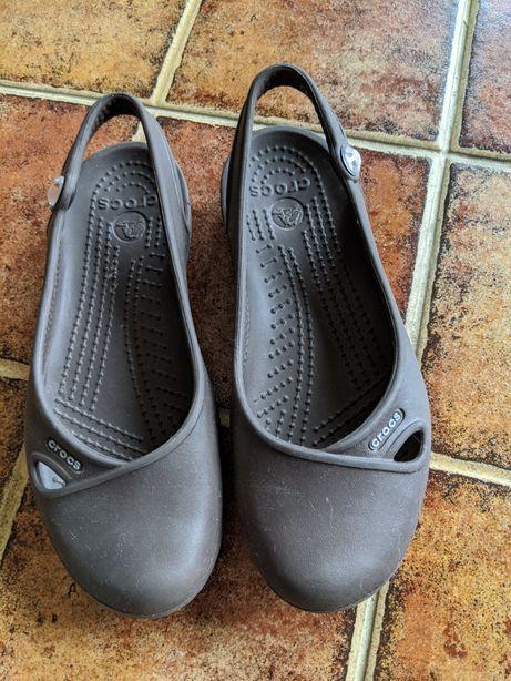 Crocs на 22 см 34 - 35 размер, w 4 , сандалии, балетки, шлепанцы