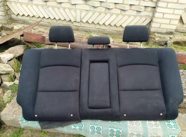 Спинка дивана Mazda 3