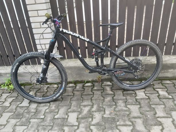 Rower NS Bikes Snabb 160 1 L 2019 (enduro, downhill,freeride)