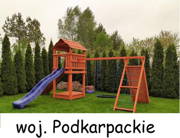 Duży Plac zabaw dla dzieci dostępny od ręki