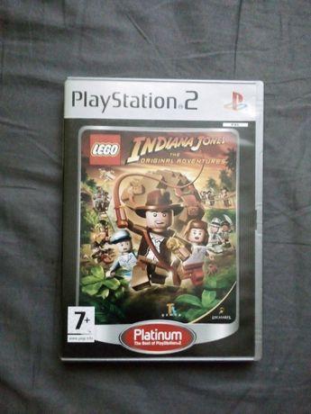 LEGO Indiana Jones Original Adventures, Gra PS2