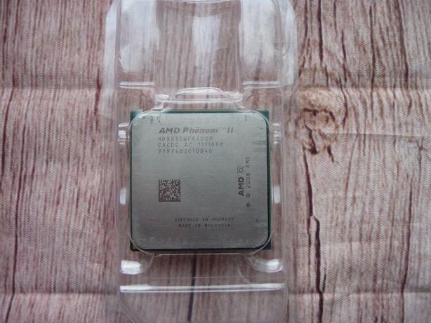 Процессор 4ядра AMD Phenom II X4 955 3,2GHz Socket AM3 95Вт