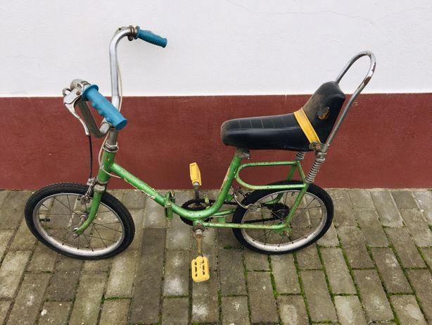 Bicicleta antiga vintage