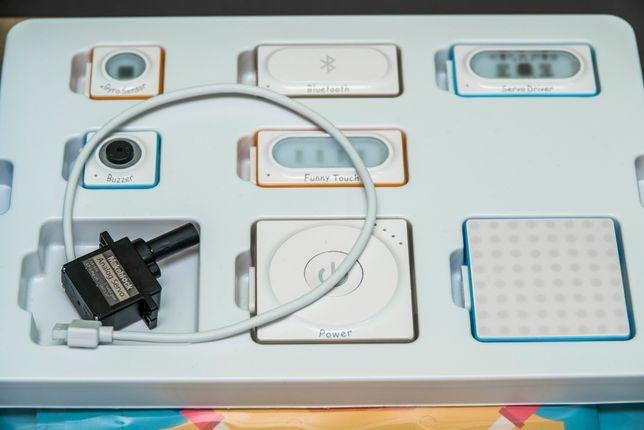 Zestaw wynalazcy dla dzieci do programowania Makeblock Inventor Kit
