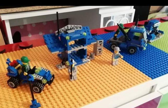 Klocki kompatybilne z Lego 318 kawałków