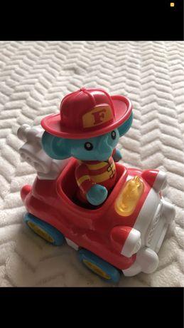 Wóz strażacki Florka