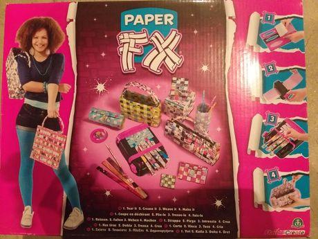 Paper FX - reciclagem de materiais
