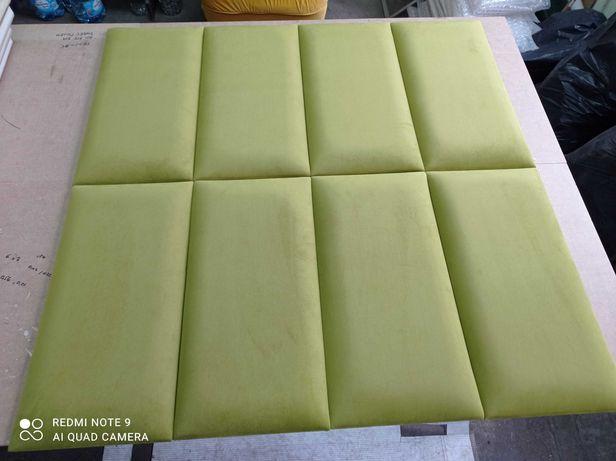 Panel Panele tapicerowane akustyczne sypialnie na wymiar garderoby