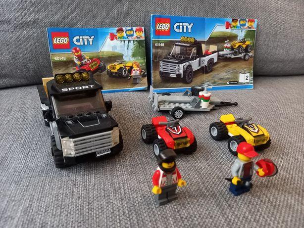 Lego city 60148 quady
