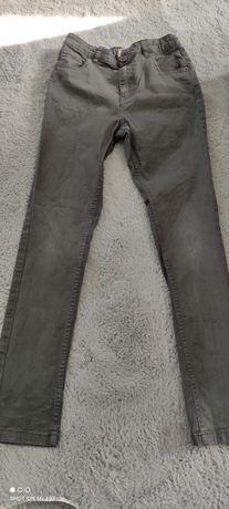 H&M spodnie rurki chłopięce 12 lat