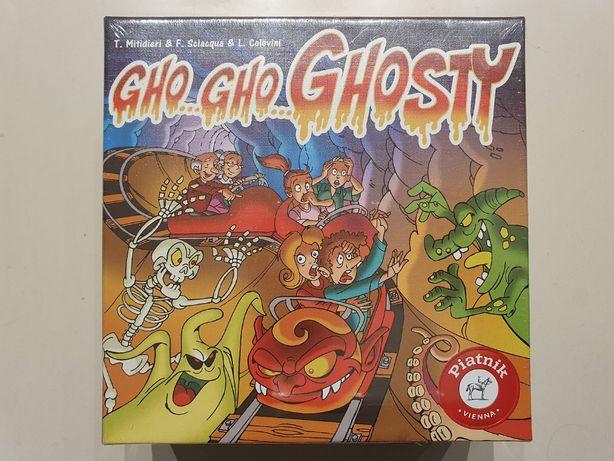 NOWA gra planszowa Piatnik GHO GHO Ghosty