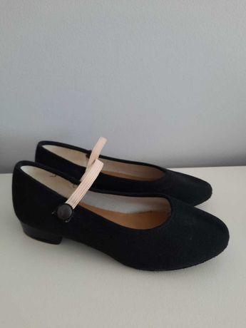 Sapatos dança moderna ROYAL ACADEMY OF DANCE (carater)