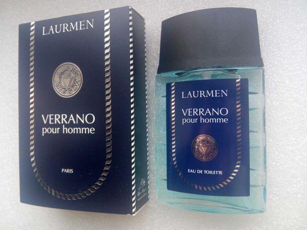 Туалетная вода мужская Verrano Pour Homme (Versace Pour Homme)