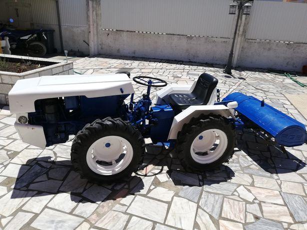 Trator MINI Articulado PGS 4x4
