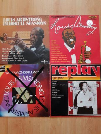 Płyty winylowe, jazz, pop, rock