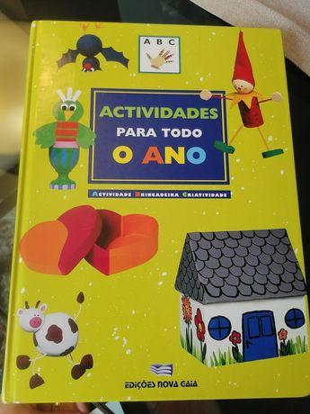 Livro atividades infantis