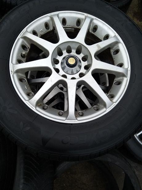 Felgi Pontiac Chevrolet Chrysler rozstaw srub 114,3