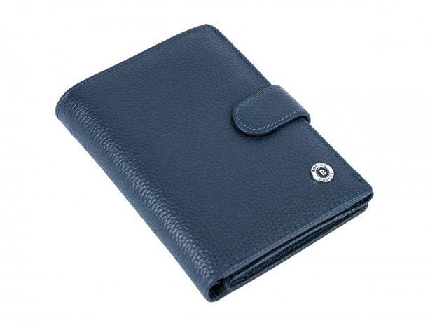 Мужской кожаный кошелек правник Boston Под документы из турция.