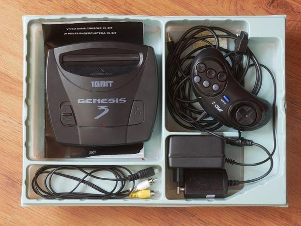 SEGA Genesis 3 (Mega Drive) - новая