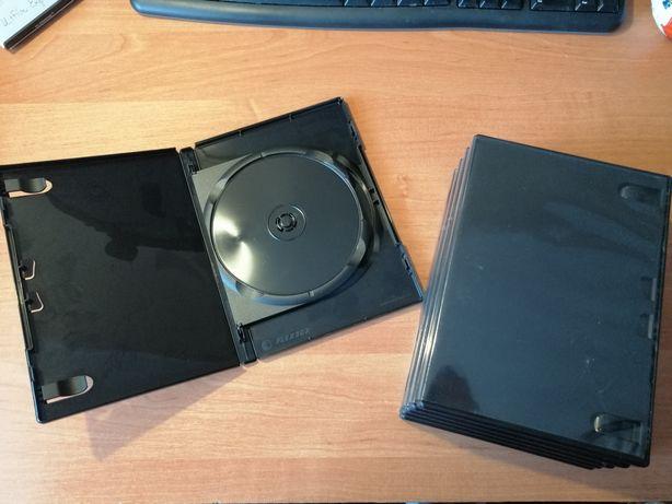 Pudełka na DVD - na 4 płyty