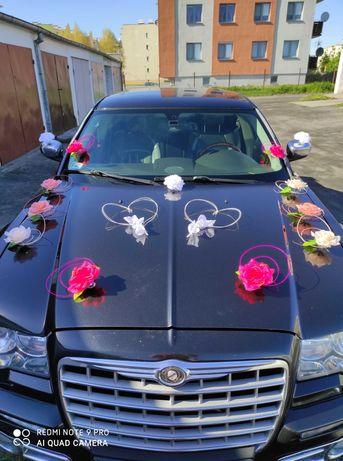 Auto do Ślubu Chrysler 300c,rezerwacja na przód rok/dwa.300zł