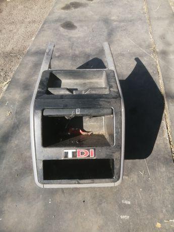 Тунель консоль подстаканики